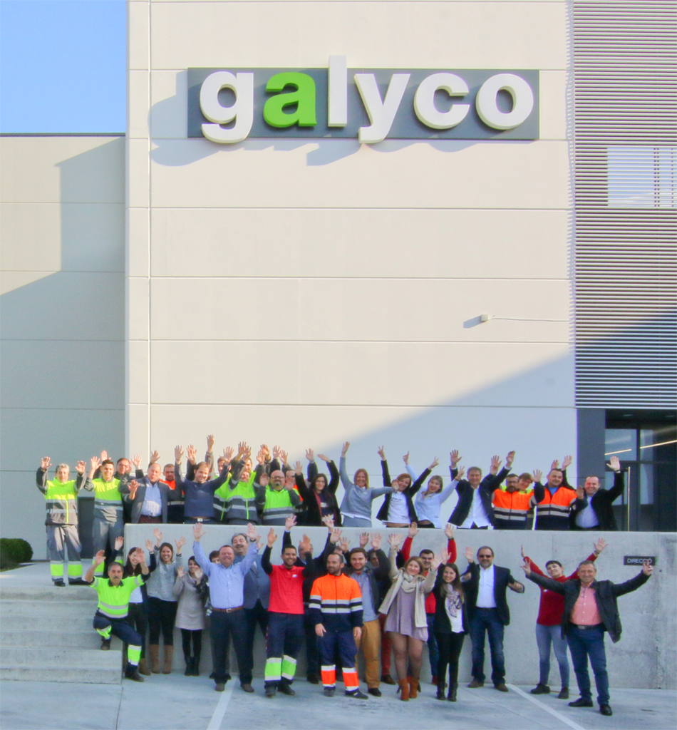 working Galyco