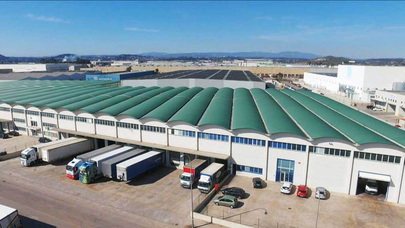 Our facilities in Valencia